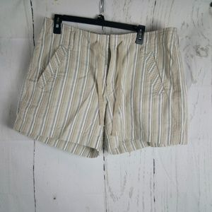 Lee Tan Beige 18M Shorts Below The Waist